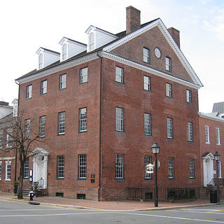 Gadsby's Tavern past and present