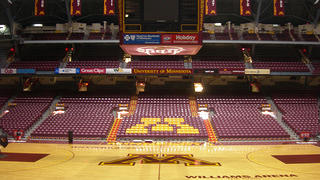 Williams Arena Interior