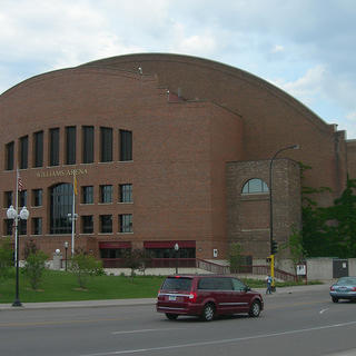 Williams Arena exterior