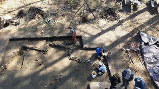 Archaeology at Hampton Plantation, South Carolina