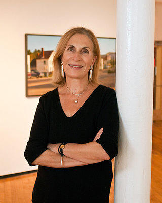 Bente Torjusen, executive director of AVA Gallery and Art Center