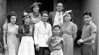 Pedro (right) with his family in Mesa, Arizona