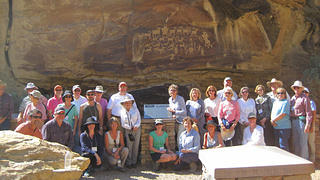 National Trust Council at Nine Mile Canyon