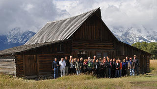 National Trust Council at Grand Teton