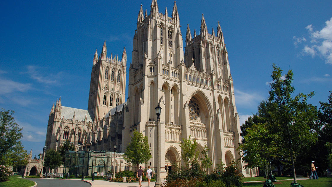 From Wild To Whimsical The Gargoyles And Grotesques Of Washington National Cathedral