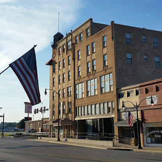 Will Rogers Hotel in Claremore, Oklahoma