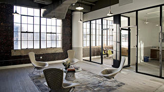 Ponce City Market finished apartment