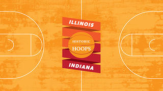 Illinois vs Indiana graphic