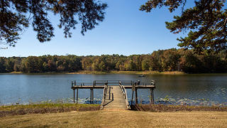 Trace State Park in Mississippi