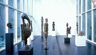 Menil Sculptures