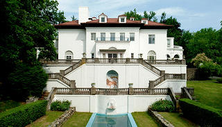 Villa Lewaro in Irvington, New York