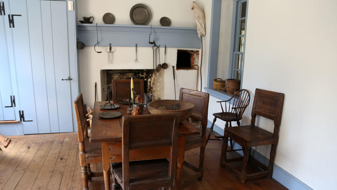 preservation glossary colonial kitchen national trust for historic preservation. Interior Design Ideas. Home Design Ideas