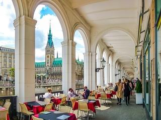 Hamburg Town Hall, Germany - National Trust Tours