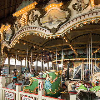 Popular Vote winner Paragon Carousel