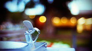 """People in Milwaukee call drinking fountains """"bubblers."""""""