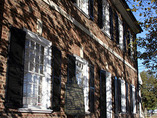 Mary Todd Lincoln House in Lexington, Kentucky.
