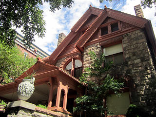 Molly Brown House Museum.