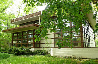 Frank Lloyd Wright's Rudin House in Madison