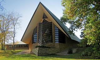 Unitarian Society Meeting House in Madison, Wisconsin