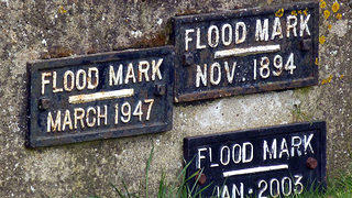Flood Markings