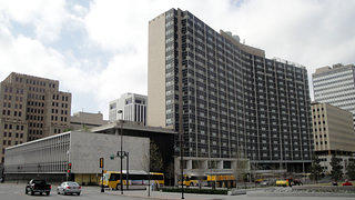 Statler Hilton in Dallas