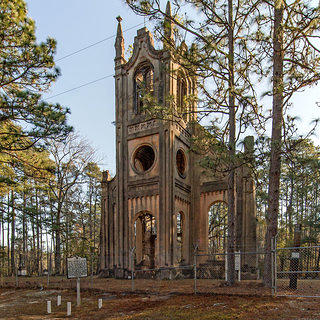 Prince Frederick's Episcopal Church, Georgetown County, SC