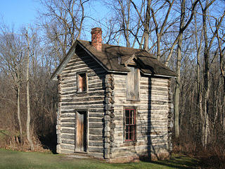 cabin at bailly homestead