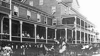 Glenn Springs Hotel - Historic Photo