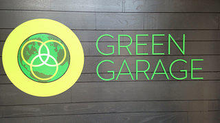 Green Garage Logo