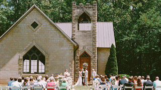 Glenn Springs Presbyterian Church, Reborn - Wedding