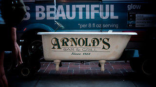 Arnold's Bar and Grille - Bathtub