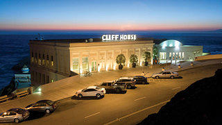 The Bistro at the Cliff House, Night View