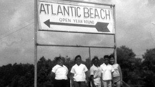 Atlantic Beach Sign