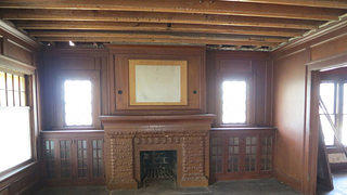 McGregor House - Fireplace