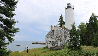 Isle Royale Rock Harbor Light
