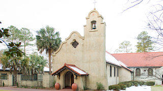 Our Lady of Perpetual Help Catholic Church in Camden, South Carolina