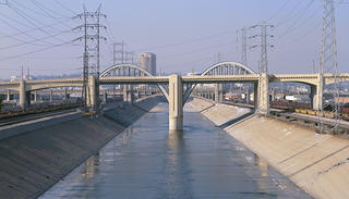 Sixth Street Viaduct, Los Angeles