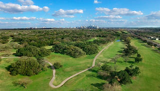 Lions Municipal Golf Course in Austin, Texas