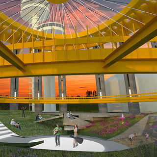New York State Pavilion Ideas Competition Winners: Pavilion Park (Queens Winner)