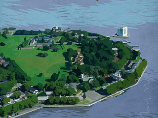 Partners in Preservation: Governors Island National Monument