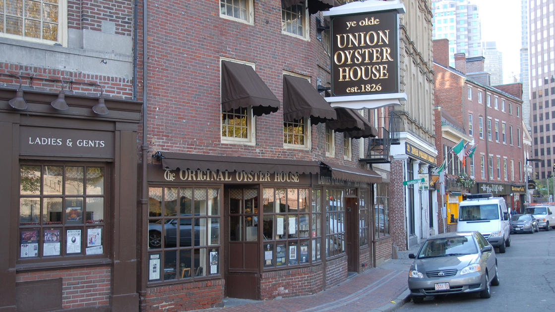 Image result for Union Oyster house boston