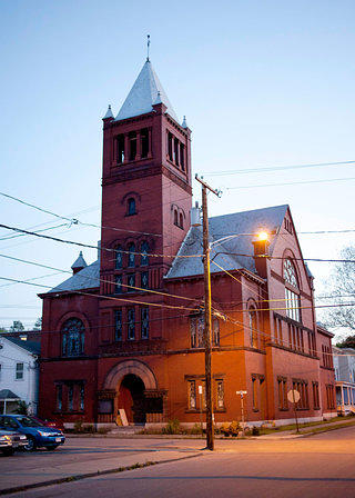 Mohawk Valley Collective Unity Hall