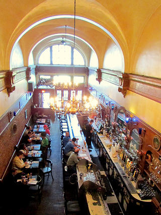 The Grand Trunk Pub In Detroit National Trust For