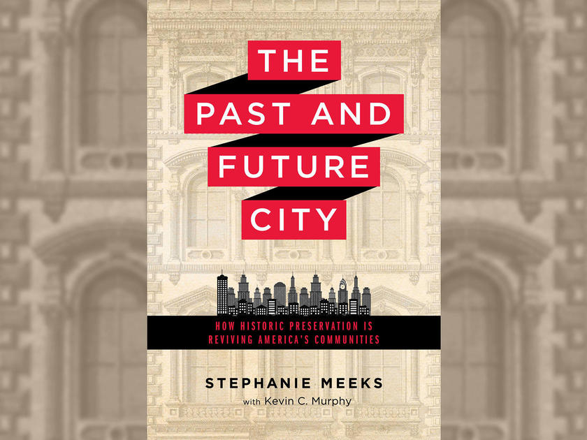 Quot The Past And Future City Quot By Stephanie Meeks National
