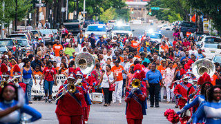 March for Birmingham Marching Band