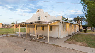 Rio Vista Farm Historic District Mess Hall and Kitchen