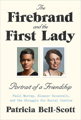 The Firebrand and the First Lady book cover