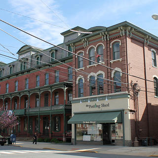 Union Hotel, Flemington, New Jersey