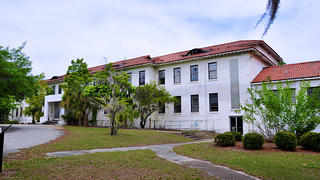 Charleston Naval Hospital District Administrative Building