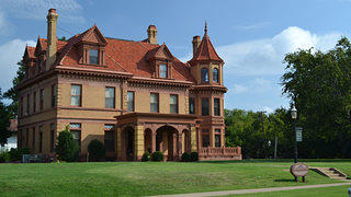 Oklahoma City Overholser Mansion